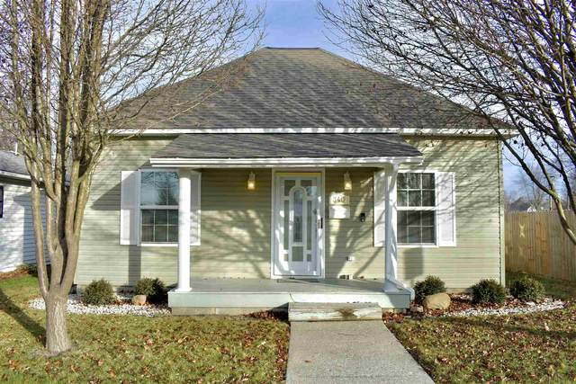 340 W Adams Street, Tipton, IN 46072 (MLS #202049747) :: The Carole King Team