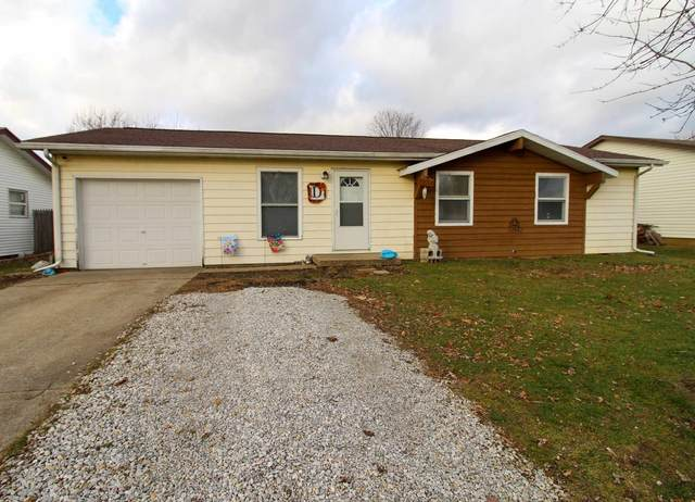 813 E S F Street, Gas City, IN 46933 (MLS #202049755) :: The Romanski Group - Keller Williams Realty