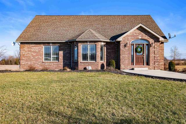 1164 W 150 S, Winchester, IN 47394 (MLS #202049780) :: The ORR Home Selling Team