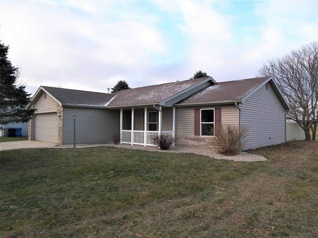 417 N Reed Street, South Whitley, IN 46787 (MLS #202049835) :: Anthony REALTORS