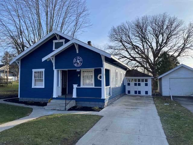 602 E Franklin Street, Hartford City, IN 47348 (MLS #202049855) :: The ORR Home Selling Team