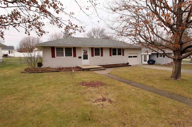 1115 E 32nd Street, Marion, IN 46953 (MLS #202050092) :: Hoosier Heartland Team | RE/MAX Crossroads