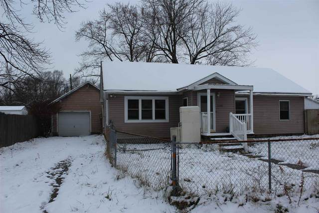 1721 W 4th St, Marion, IN 46952 (MLS #202100030) :: Parker Team