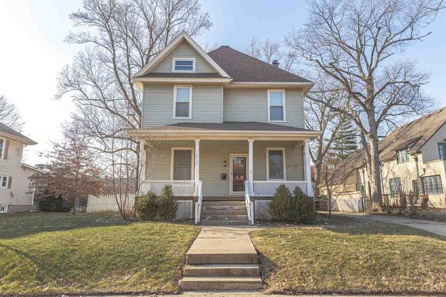 1012 S 9th Street, Lafayette, IN 47905 (MLS #202100226) :: The Romanski Group - Keller Williams Realty