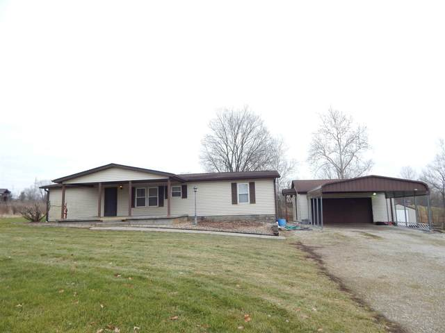 58 April Sound Addn, Bedford, IN 47421 (MLS #202100314) :: Aimee Ness Realty Group