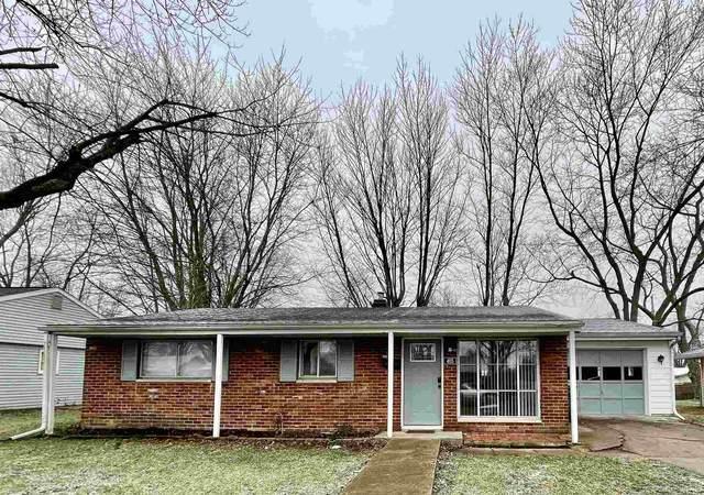 405 N Vickery Lane, Marion, IN 46952 (MLS #202100323) :: The Romanski Group - Keller Williams Realty