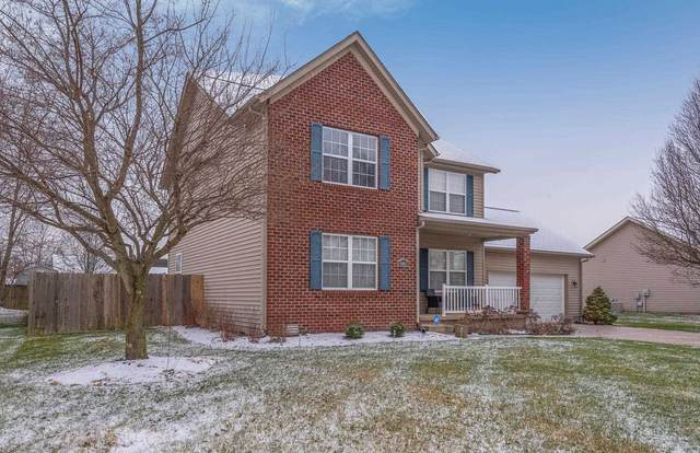 4001 W Carmola Drive, Bloomington, IN 47404 (MLS #202100418) :: Parker Team