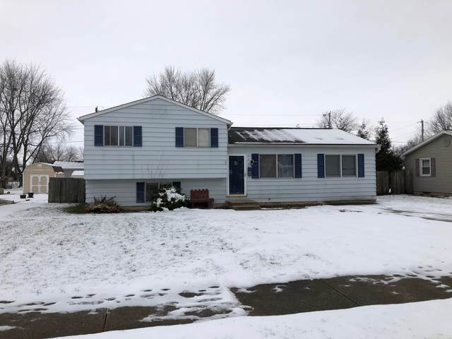 1307 Rochester Boulevard, Rochester, IN 46975 (MLS #202100455) :: Hoosier Heartland Team | RE/MAX Crossroads