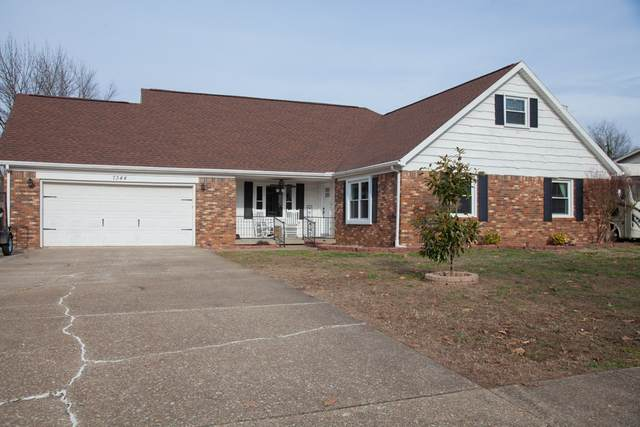 7344 Marywood Drive, Newburgh, IN 47630 (MLS #202100475) :: Hoosier Heartland Team | RE/MAX Crossroads