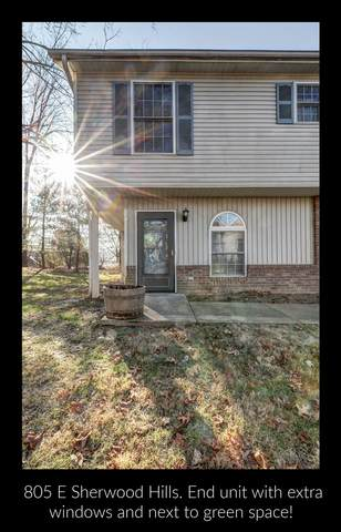 805 E Sherwood Hills Drive, Bloomington, IN 47401 (MLS #202100515) :: Parker Team