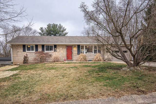 2840 S Brookside Drive, Bloomington, IN 47401 (MLS #202100628) :: Parker Team