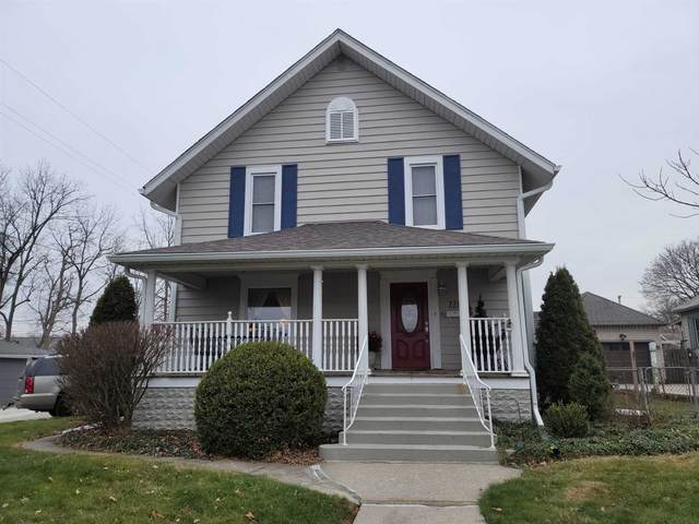221 W Madison Street, Tipton, IN 46072 (MLS #202100673) :: The Carole King Team
