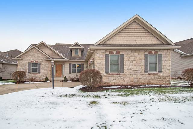 19339 S Foley Circle, South Bend, IN 46637 (MLS #202100692) :: The Natasha Hernandez Team