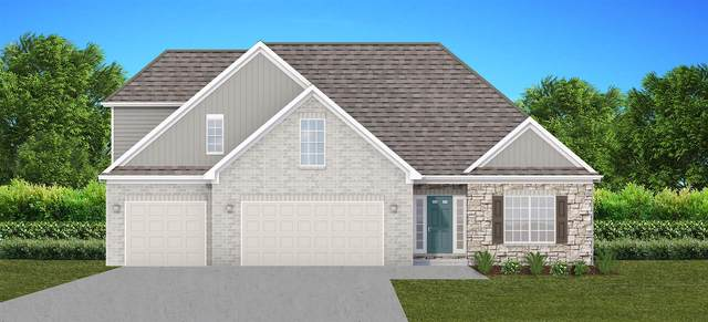 3403 Jaylynn Court, Evansville, IN 47725 (MLS #202100790) :: Aimee Ness Realty Group