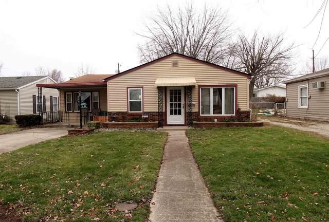 1009 E Grant Street, Marion, IN 46952 (MLS #202100813) :: The Romanski Group - Keller Williams Realty