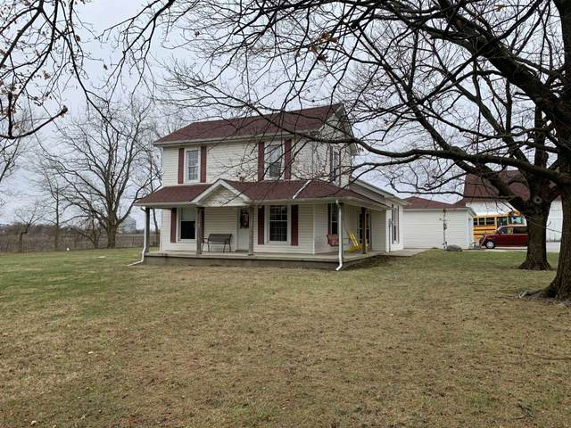 6380 E State Road 38, New Castle, IN 47362 (MLS #202100878) :: Parker Team