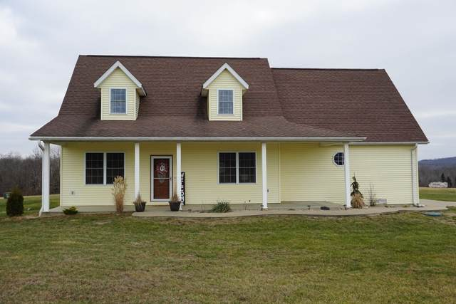 8293 W Co Rd 750S, French Lick, IN 47432 (MLS #202100884) :: Parker Team
