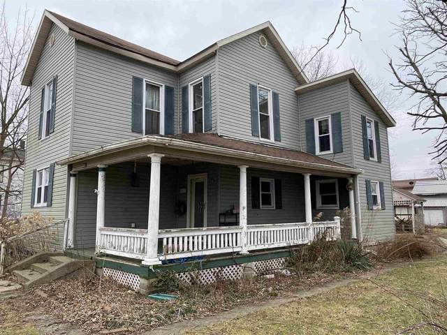 311 E Arch Street, Portland, IN 47371 (MLS #202100993) :: Parker Team