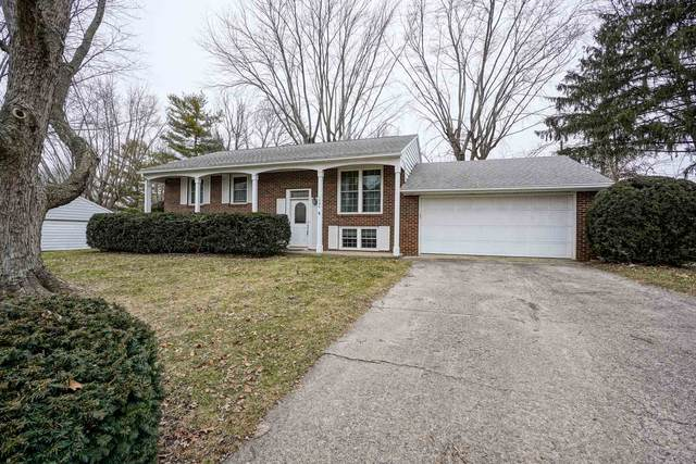 1326 Palmer Drive, West Lafayette, IN 47906 (MLS #202101018) :: The Romanski Group - Keller Williams Realty