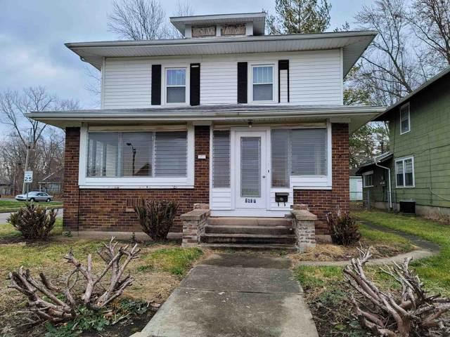 2401 S Washington Street, Marion, IN 46953 (MLS #202101053) :: The Romanski Group - Keller Williams Realty