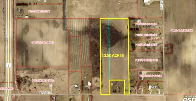 2200 Blk E 400 S, Muncie, IN 47302 (MLS #202101119) :: The ORR Home Selling Team