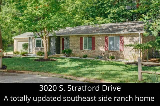 3020 S Stratford Drive, Bloomington, IN 47401 (MLS #202101165) :: Parker Team