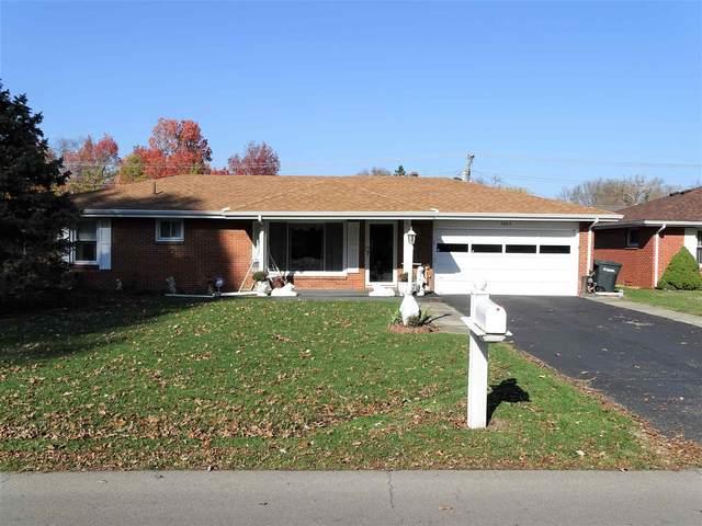 3004 W Brook Drive, Muncie, IN 47304 (MLS #202101171) :: The ORR Home Selling Team