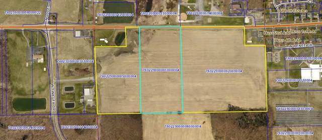 West SR 120 W Toledo Highway, Fremont, IN 46737 (MLS #202101199) :: Parker Team