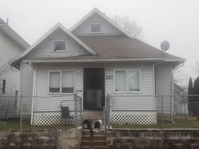 317 E 8th Street, Muncie, IN 47302 (MLS #202101216) :: Parker Team