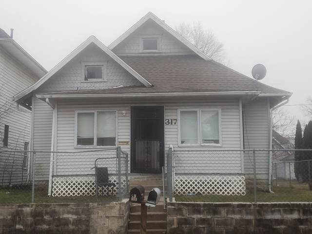317 E 8th Street, Muncie, IN 47302 (MLS #202101216) :: The ORR Home Selling Team