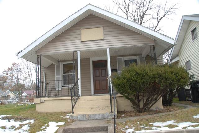 516 N Olive Street, South Bend, IN 46628 (MLS #202101217) :: RE/MAX Legacy