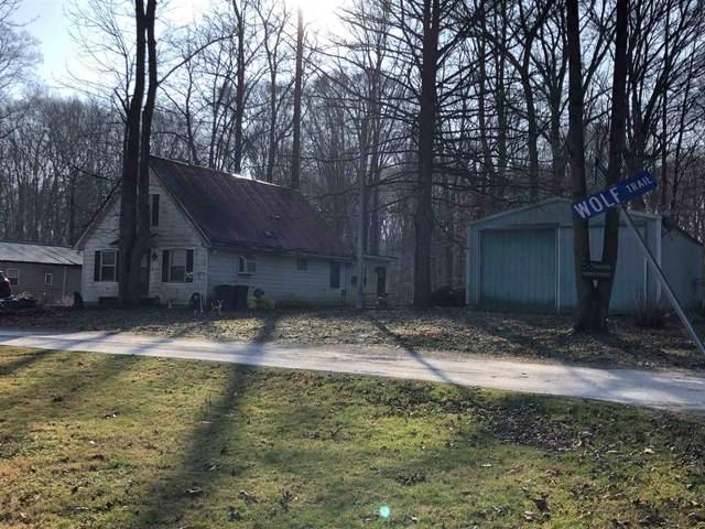 4596 Wolf Trail, Poland, IN 47868 (MLS #202101253) :: Parker Team