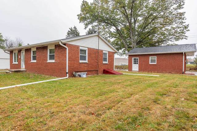 387 S Cedar Drive, Ellettsville, IN 47429 (MLS #202101284) :: Aimee Ness Realty Group