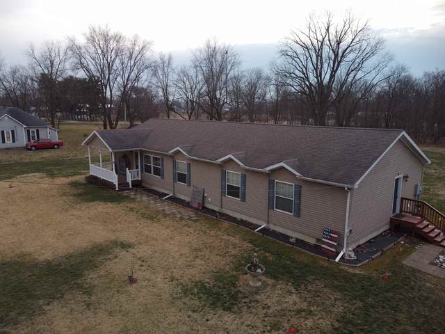 5423 S 250 E Road, Star City, IN 46985 (MLS #202101310) :: Parker Team