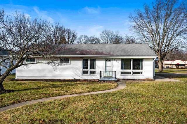203 S Bittersweet Lane, Muncie, IN 47304 (MLS #202101327) :: The ORR Home Selling Team