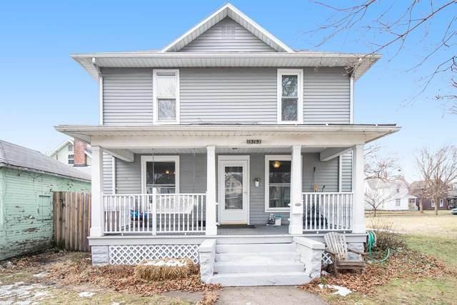 1315 Eden Street, Elkhart, IN 46516 (MLS #202101393) :: The ORR Home Selling Team