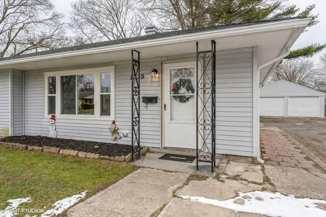 1335 Bower Street, Elkhart, IN 46514 (MLS #202101394) :: The ORR Home Selling Team