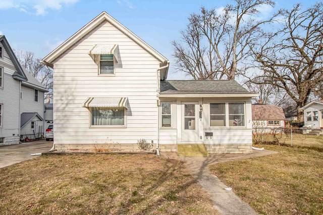 710 W 4th Street, Mishawaka, IN 46544 (MLS #202101395) :: The ORR Home Selling Team