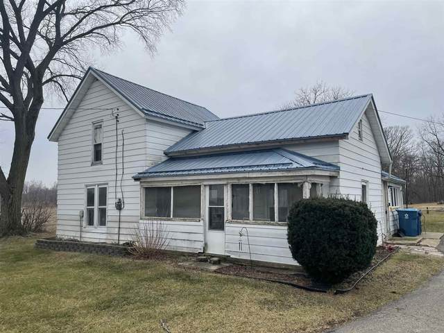5997 Union Road, Plymouth, IN 46563 (MLS #202101396) :: The ORR Home Selling Team