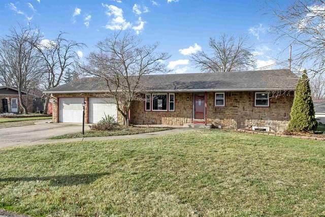 14909 Sunnyside Lane, Leo, IN 46765 (MLS #202101399) :: The ORR Home Selling Team