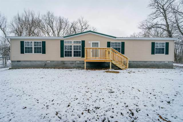 718 Noe Road, Orleans, IN 47452 (MLS #202101415) :: Parker Team