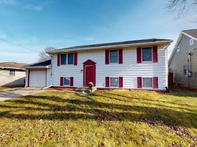 818 S Wood Street, Brookston, IN 47923 (MLS #202101441) :: Parker Team