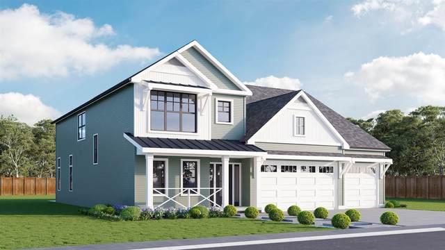 12950 Brick Road Lot 37 Jordan, Granger, IN 46530 (MLS #202101542) :: Hoosier Heartland Team | RE/MAX Crossroads