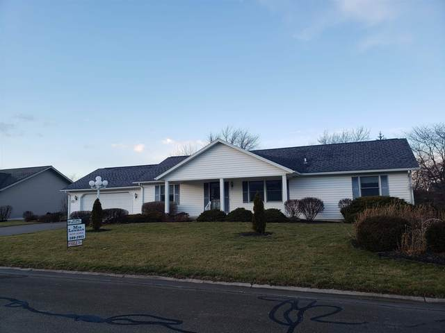 1325 Yoderstrasse, Berne, IN 46711 (MLS #202101558) :: Aimee Ness Realty Group