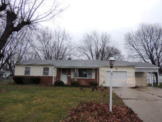 522 Cherry Lane, Gas City, IN 46933 (MLS #202101625) :: The Romanski Group - Keller Williams Realty