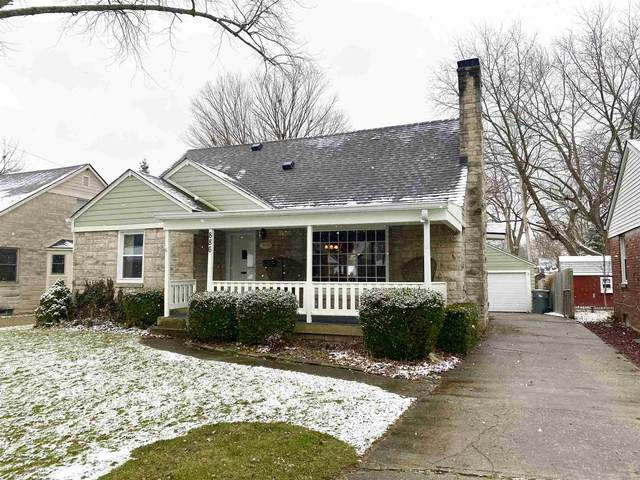 886 N Whittier Place, Indianapolis, IN 46219 (MLS #202101639) :: Parker Team