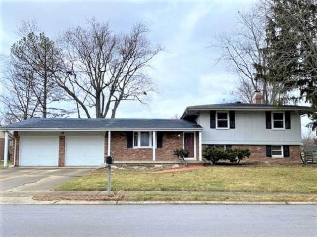 2827 Ashland Street, West Lafayette, IN 47906 (MLS #202101691) :: The Romanski Group - Keller Williams Realty