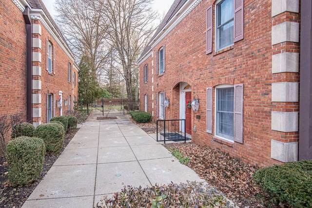 2604 E 2nd Street F-6, Bloomington, IN 47401 (MLS #202101694) :: Parker Team