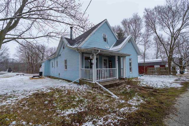 201 E 6TH Street, Matthews, IN 46957 (MLS #202101695) :: The Romanski Group - Keller Williams Realty