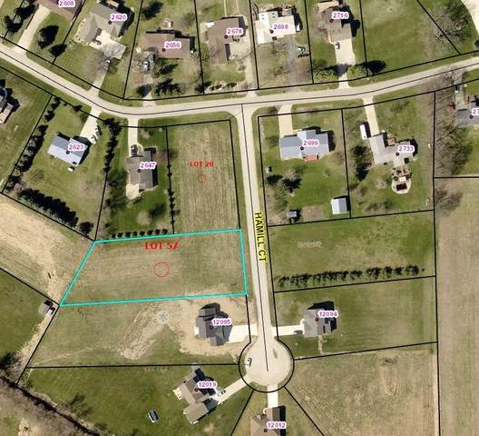 TBD Lot 57 Hamill Court, Syracuse, IN 46567 (MLS #202101696) :: Parker Team